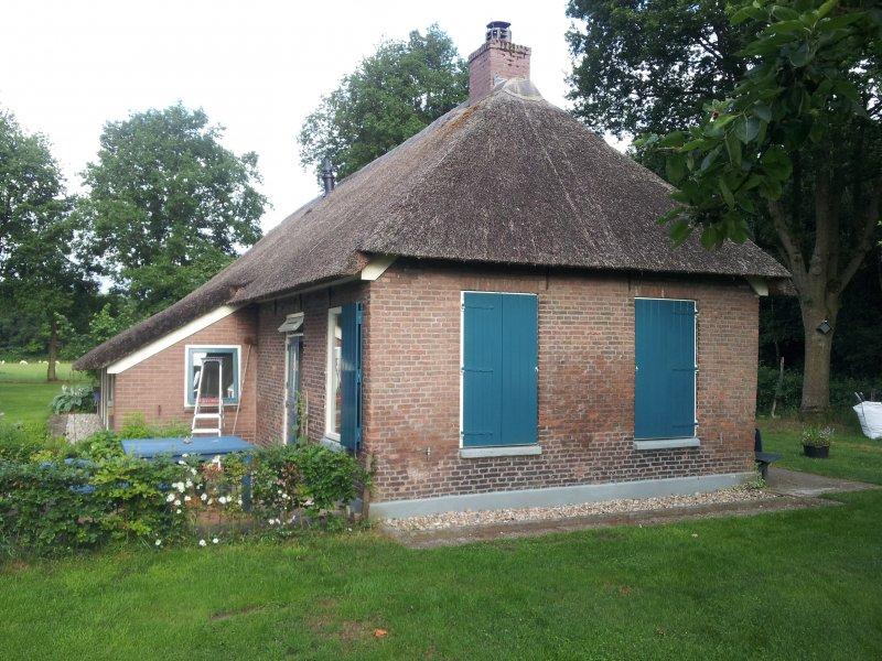 De Oude Boerderij : Een oude boerderij van binnen picture of erve kots lievelde