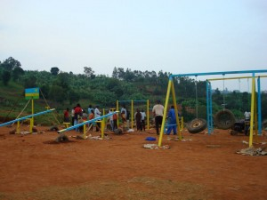 speeltuin Rwanda